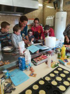 Atelier Cuisine avec la Parentalité @ Maison Pour Tous