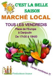 Marché Local @ Place de l'Europe